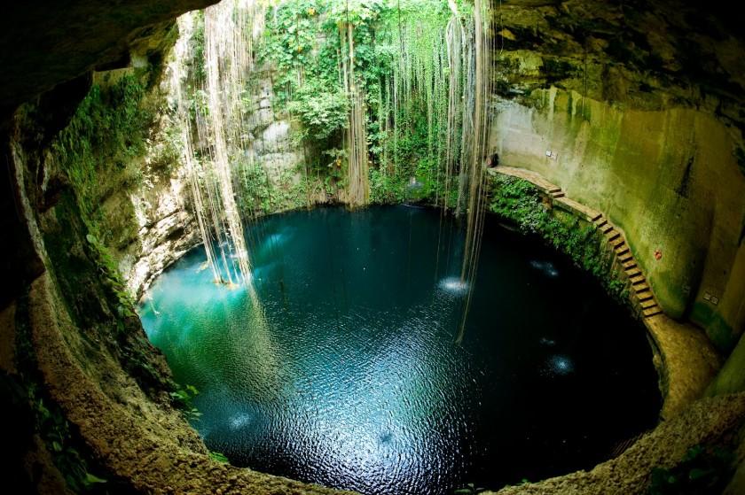 Cenotes: paraísos enpeligro