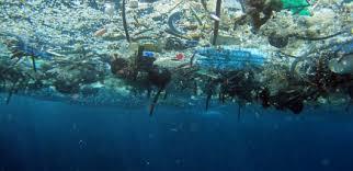 Plásticos mar