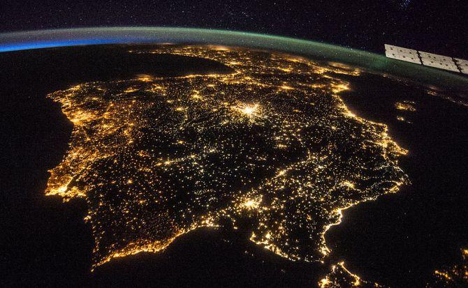 La contaminación lumínica también   amenaza a losanfibios
