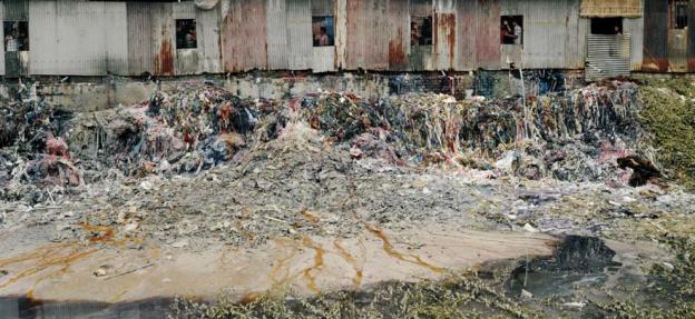 Contaminación de la ropa