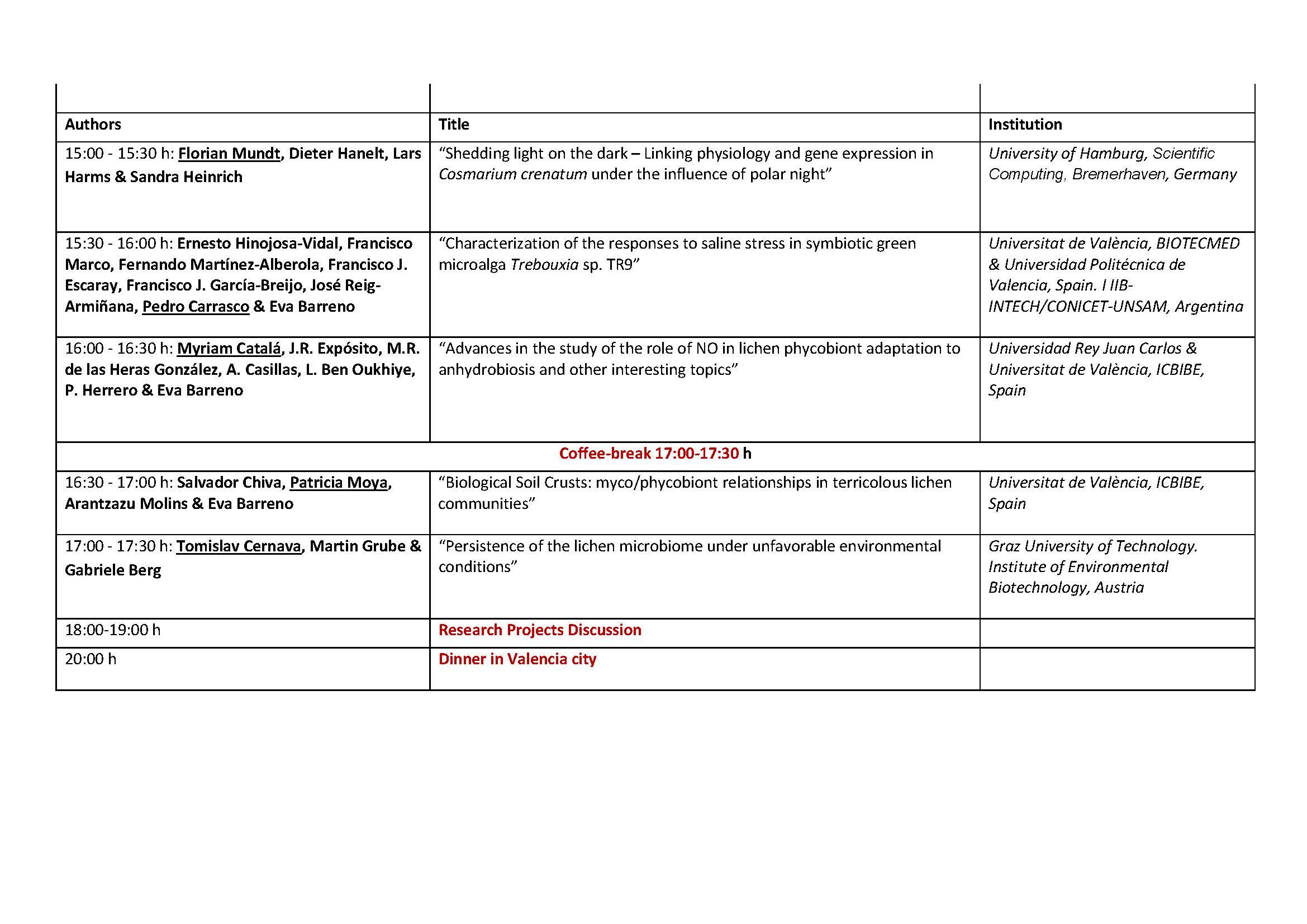 Workshop_The Complexity of Lichen Symbiosis_Valencia_cc_Página_4