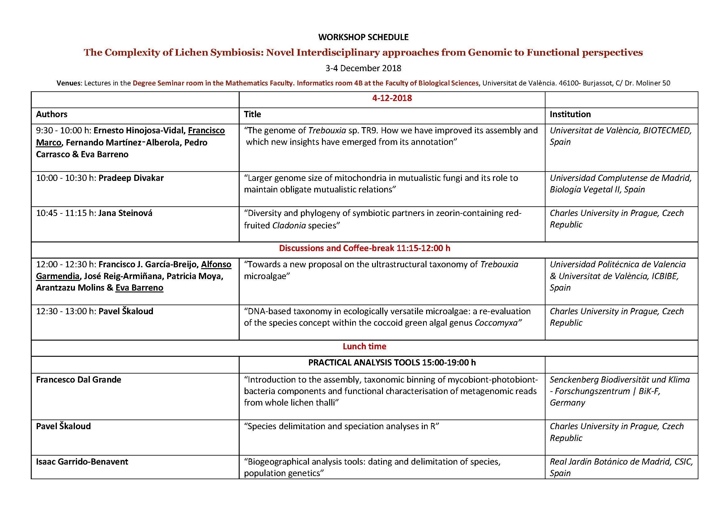 Workshop_The Complexity of Lichen Symbiosis_Valencia_cc_Página_5