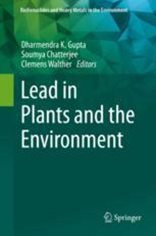 Biological Strategies of Lichen Symbionts to the Toxicity of Lead (Pb) | SpringerLink