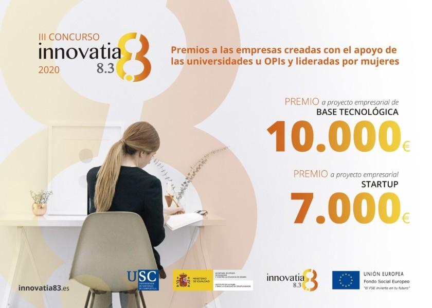 III Concurso INNOVATIA 8.3